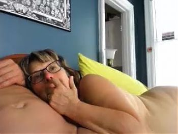 GILF Fucking and Sucking Cock