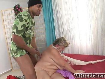 Big old Farmer's wife