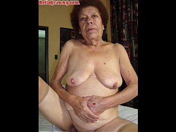 HelloGrannY – Amateur Latin Queens of Old Age