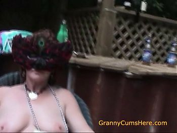 Anything Goes with Our Nasty Granny Orgies
